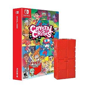 Jogo Crystal Crisis - Switch
