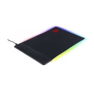 Mousepad Gamer Redragon Blitz RGB P025RGB Speed Macio