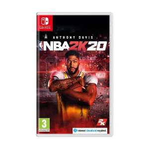 Jogo NBA 2K20 - Switch