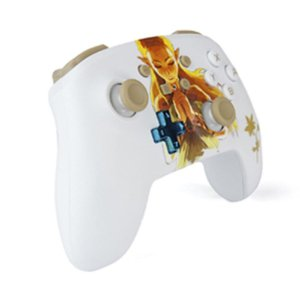 Controle PowerA sem fio (The Legend of Zelda: Breath of the Wild Edition) - Switch