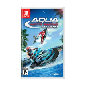 Jogo Aqua Moto Racing Utopia - Switch
