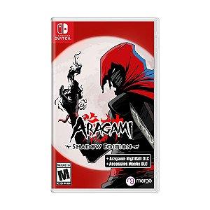 Jogo Aragami (Shadow Edition) - Switch