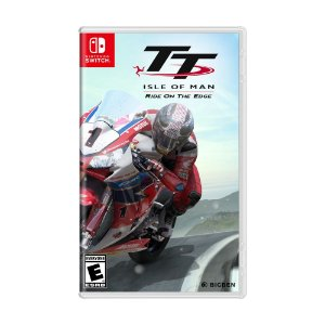 Jogo TT Isle of Man: Ride On The Edge - Switch