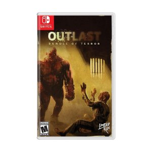 Jogo Outlast: Bundle of Terror - Switch