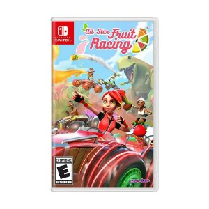 Jogo All-Star Fruit Racing - Switch