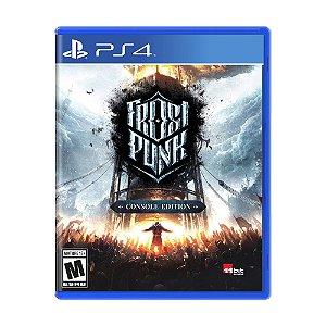 Jogo Frostpunk: Console Edition - PS4