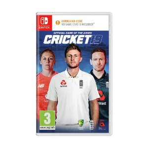 Jogo Cricket 19 - Switch