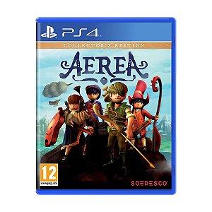 Jogo AereA (Collector's Edition) - PS4