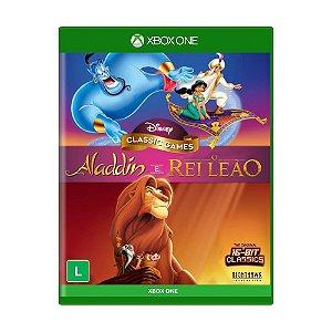 Jogo Disney Classic Games: Aladdin e O Rei Leão - Xbox One