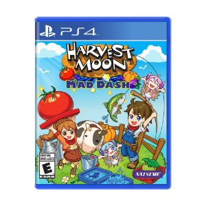Jogo Harvest Moon: Mad Dash - PS4