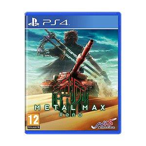 Jogo Metal Max Xeno - PS4