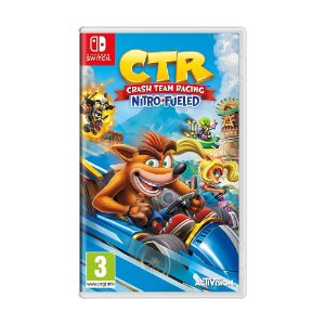 Jogo Crash Team Racing Nitro-Fueled - Switch