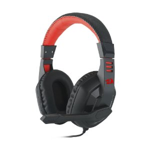 Headset Gamer Redragon Ares H120 com fio - PC
