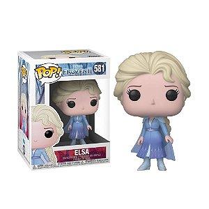 Boneco Elsa 581 Frozen 2 - Funko Pop