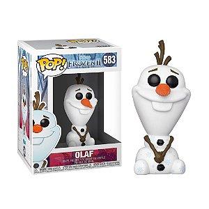 Boneco Olaf 583 Frozen 2 - Funko Pop