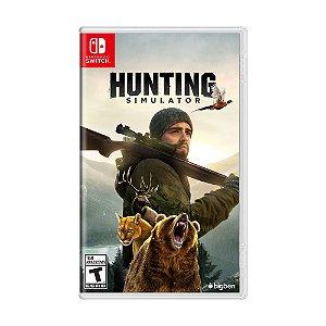 Jogo Hunting Simulator - Switch