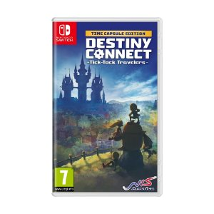Jogo Destiny Connect: Tick-Tock Travelers (Time Capsule Edition) - Switch