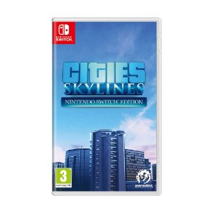 Jogo Cities: Skylines (Nintendo Switch Edition) - Switch