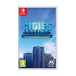 Jogo Cities: Skylines (Nintendo Switch Edition) - Switch