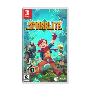 Jogo Sparklite - Switch