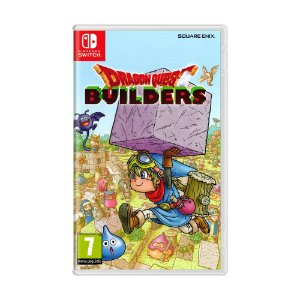 Jogo Dragon Quest Builders - Switch