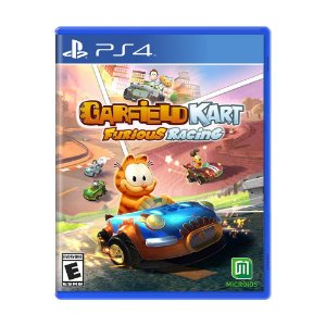 Jogo Garfield Kart: Furious Racing - PS4