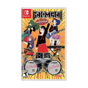 Jogo Gal Metal (World Tour Edition) - Switch