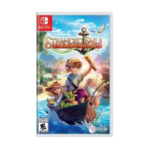 Jogo Stranded Sails: Explorers of the Cursed Islands - Switch