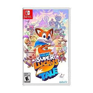 Jogo New Super Lucky's Tale - Switch