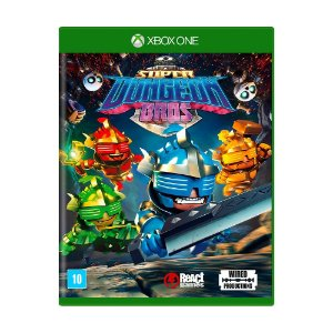 Jogo Super Dungeon Bros - Xbox One