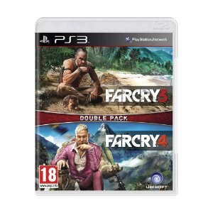 Jogo Far Cry Double Pack - PS3
