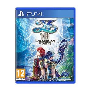 Jogo Ys VIII: Lacrimosa of Dana - PS4