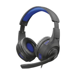 Headset Gamer Trust GXT Ravu com fio - PS4
