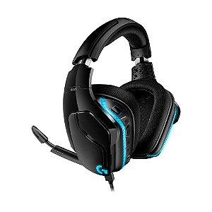 Headset Gamer Logitech G635 7.1 com fio - Multiplataforma