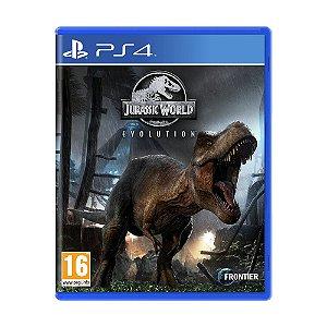 Jogo Jurassic World Evolution - PS4