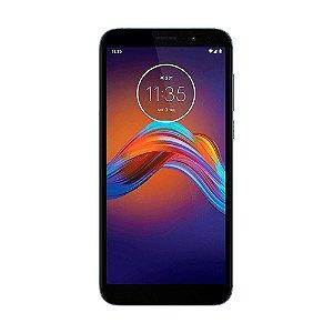 "Smartphone Motorola Moto E6 Play 32GB 13MP Tela 5,5"" Cinza Metálico"