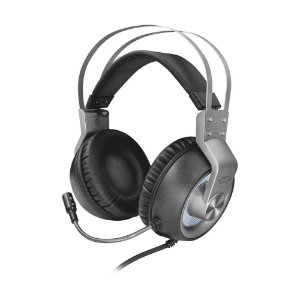 Headset Gamer Trust GXT 4376 Ruptor 7.1 com fio - PC