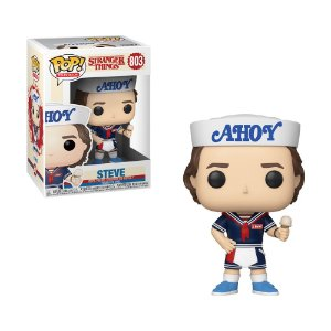 Boneco Steve 803 Stranger Things - Funko Pop