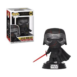 Boneco Kylo Ren Supreme Leader 308 Star Wars - Funko Pop