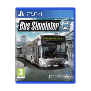 Jogo Bus Simulator - PS4