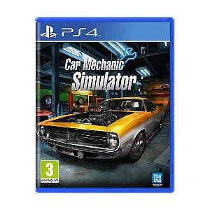 Jogo Car Mechanic Simulator - PS4