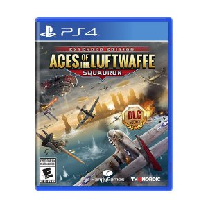 Jogo Aces of the Luftwaffe: Squadron (Extended Edition) - PS4