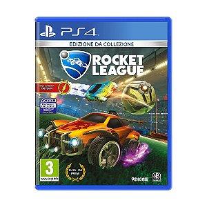 Jogo Rocket League (Edizione da Collezione) - PS4