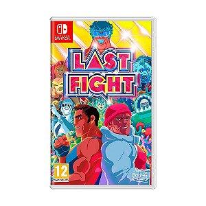 Jogo LastFight - Switch