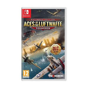Jogo Aces of the Luftwaffe: Squadron (Extended Edition) - Switch