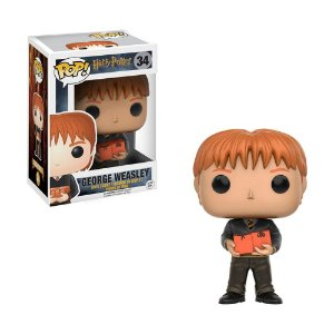 Boneco George Weasley 34 Harry Potter - Funko Pop!