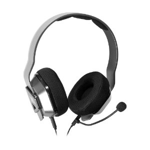 Headset Gamer Galax Xanova Ocala Cinza com fio - PC