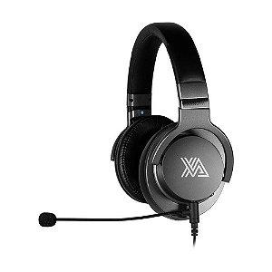 Headset Gamer Galax Xanova Juturna-U Preto com fio - PC