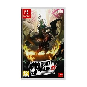 Jogo Guilty Gear 20th Anniversary Pack - Switch