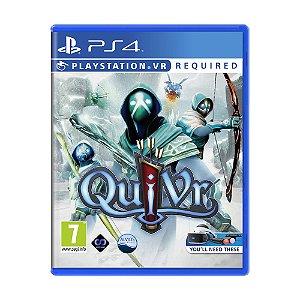 Jogo QuiVr - PS4
